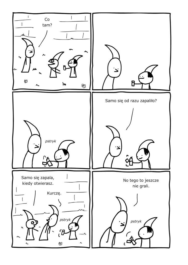 Magowie - przykładowa plansza
