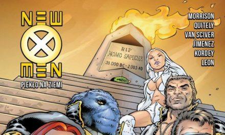 New X-Men – Tom 2 – recenzja