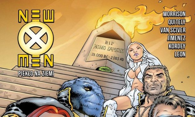 New X-Men – Tom 2 – recenzja