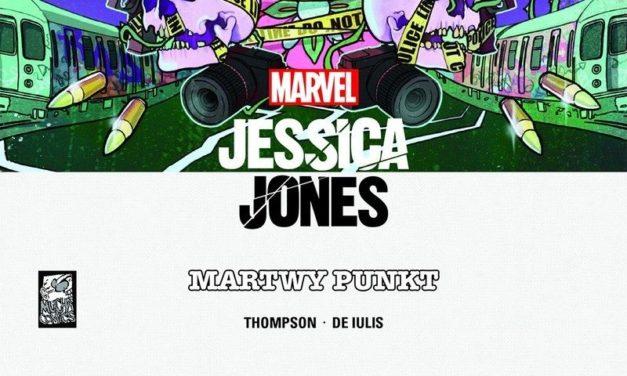Jessica Jones: Martwy punkt – recenzja