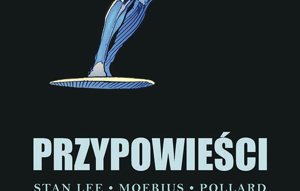 Silver Surfer: Przypowieści – recenzja