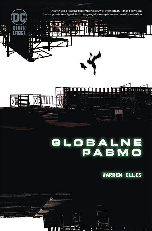 Globalne pasmo - okładka