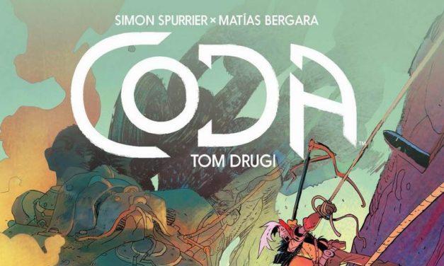 Coda – Tom 2 – recenzja