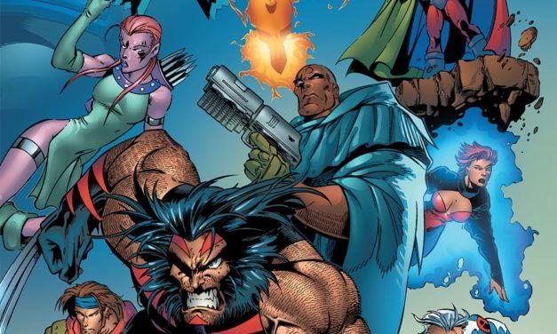 X-men. Era Apocalypse'a. Świt – recenzja
