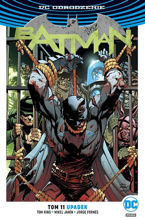 Batman, tom 11 - okładka