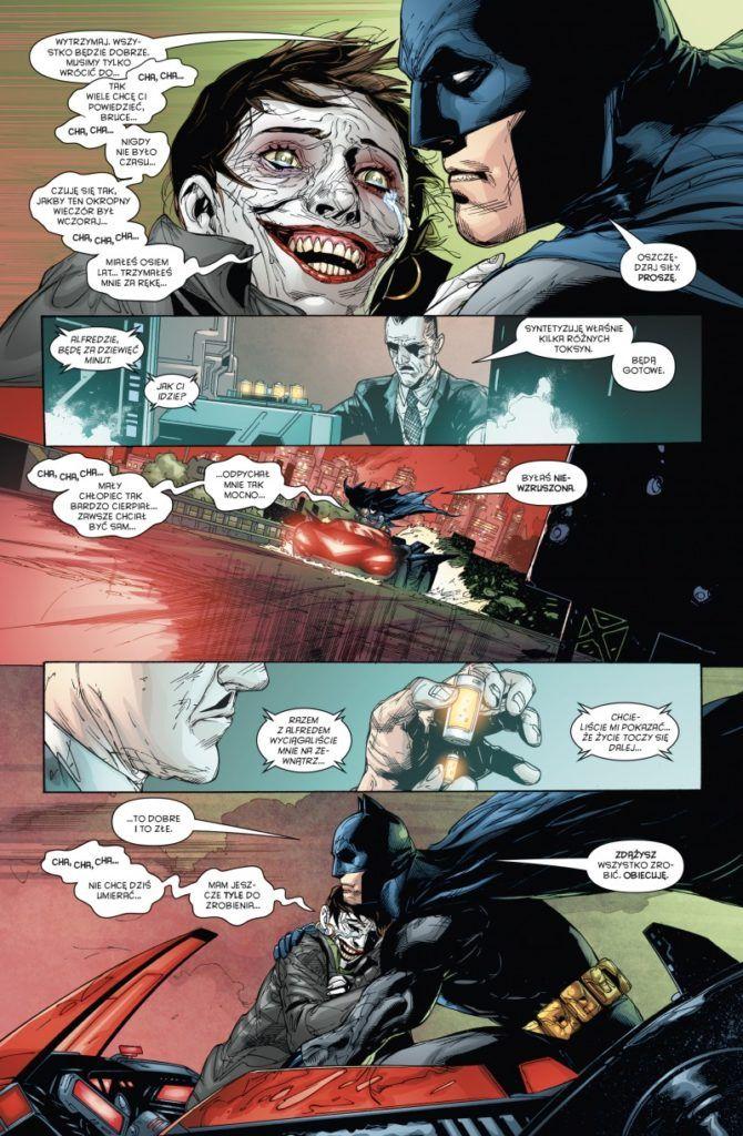 Batman. Detective Comics 1 - przykładowa strona