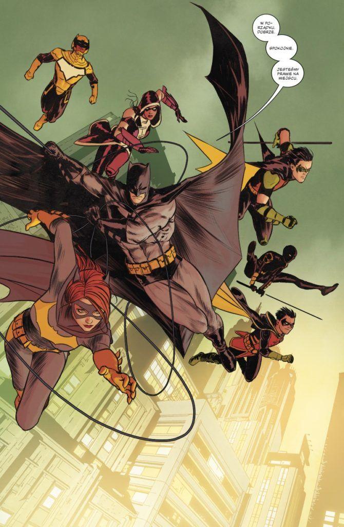 """""""Batman 11"""" - przykładowa strona"""