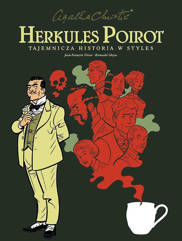 Herkules Poirot, Tajemnicza historia w Styles - okładka