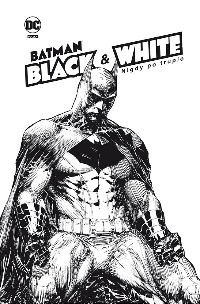 Batman, Black & White, tom 2 - okładka