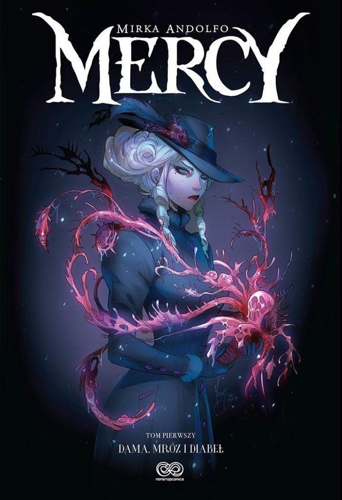 Mercy - rys. M. Andolfo
