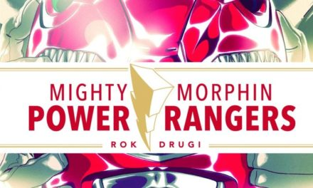 Mighty Morphin Power Rangers. Rok drugi – recenzja