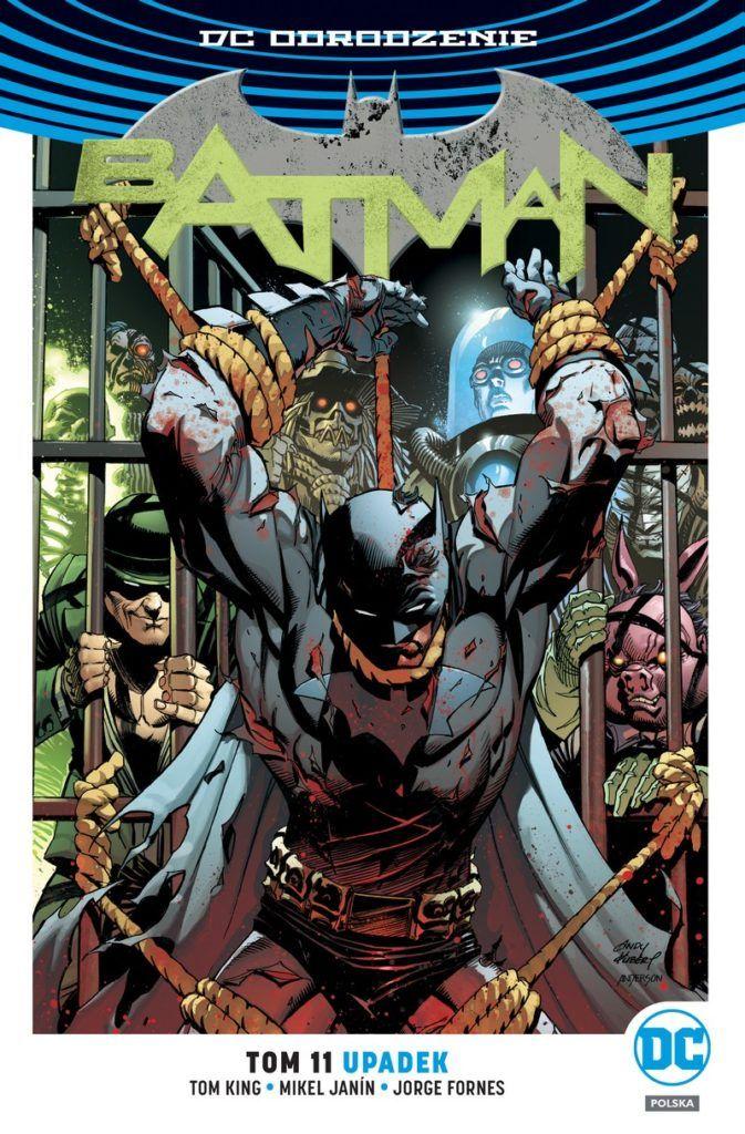 """""""Batman 11"""" - okładka"""