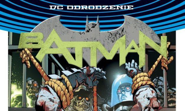 Batman – Tom 11 – recenzja