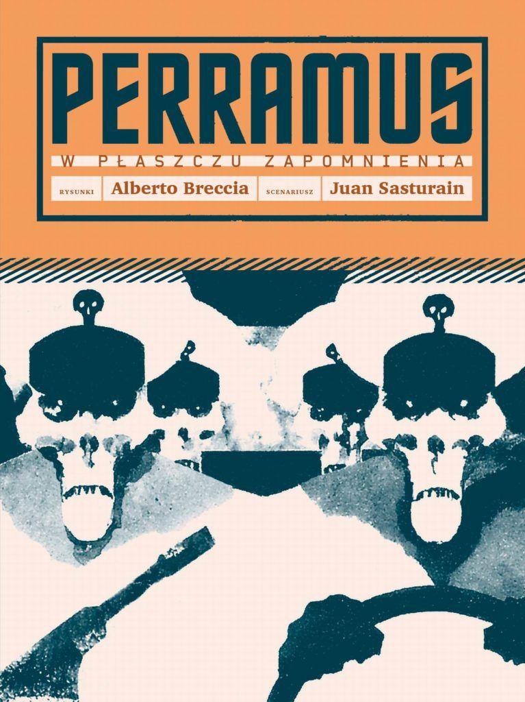 Perramus - rys. A. Breccia