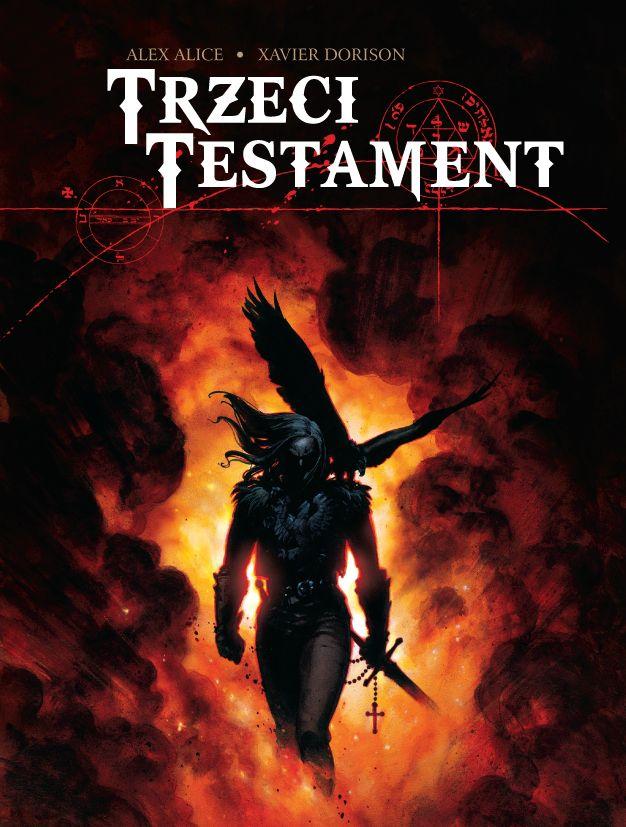 Trzeci Testament - okładka