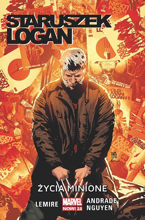 Staruszek Logan - okładka