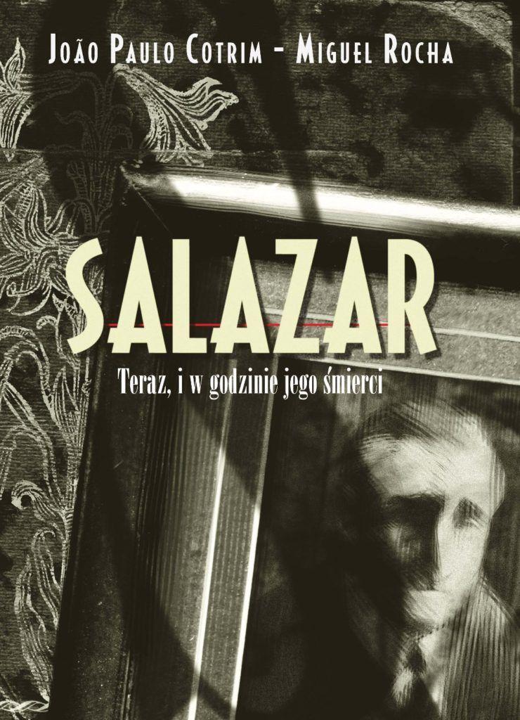 Salazar - okładka