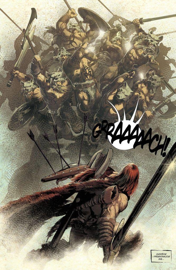 """""""Berserker: Uwolniony"""" - przykładowa strona"""