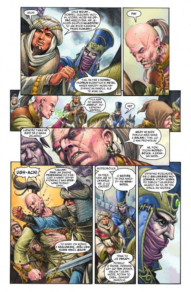 """""""Conan 3"""" - przykładowa strona"""