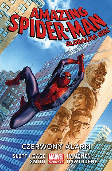 Amazing Spider-Man, tom 9 - okładka