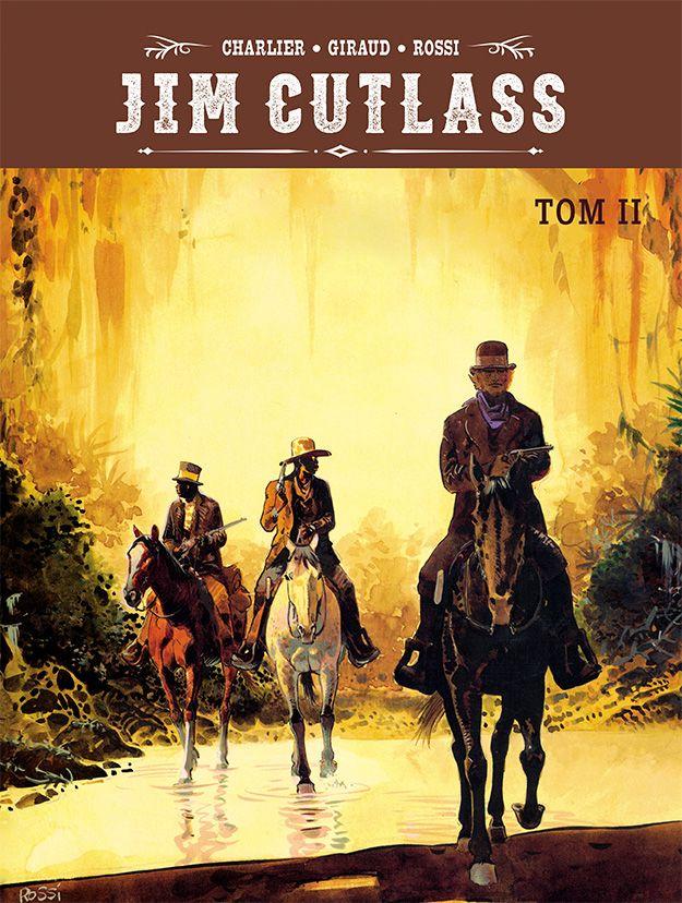 Jim Cutlass, tom 2 - okładka