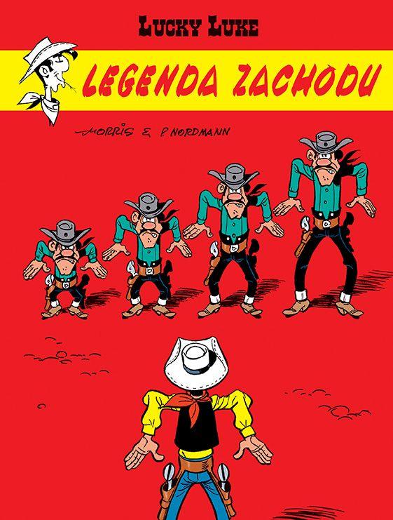 Lucky Luke, tom 70 - okładka