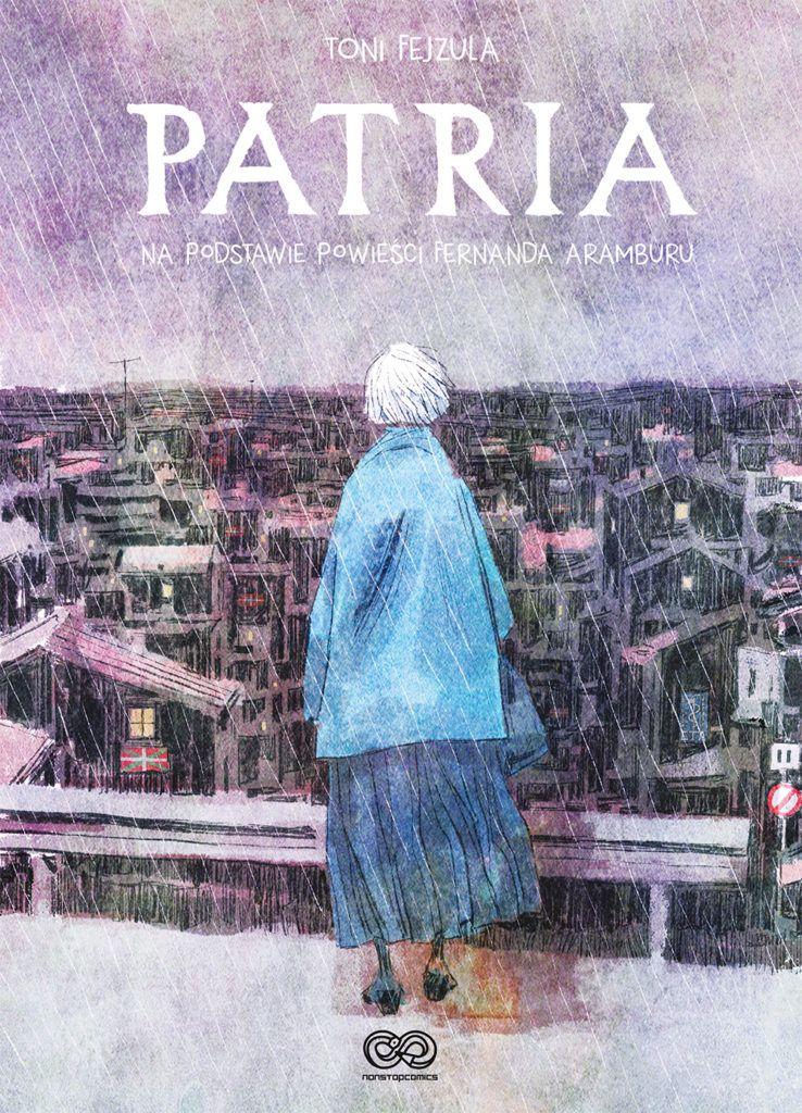 Patria - okładka