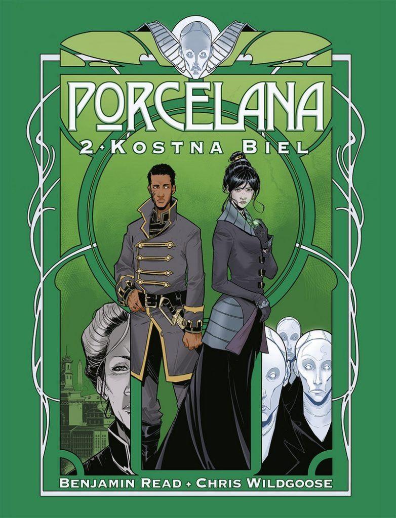 """""""Porcelana 2"""" - okładka"""