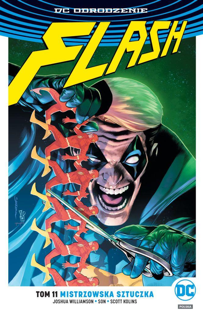 Flash, tom 11 - okładka