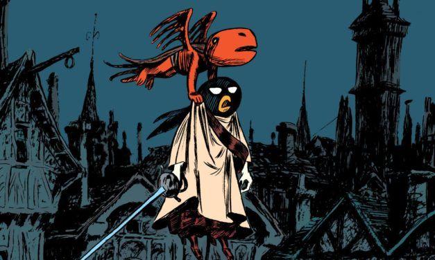 Timof Comics – listopad 2020 – zapowiedzi
