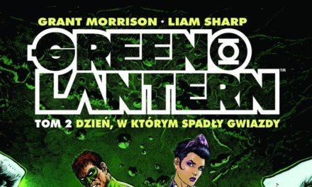 Green Lantern  – Tom 2 – recenzja