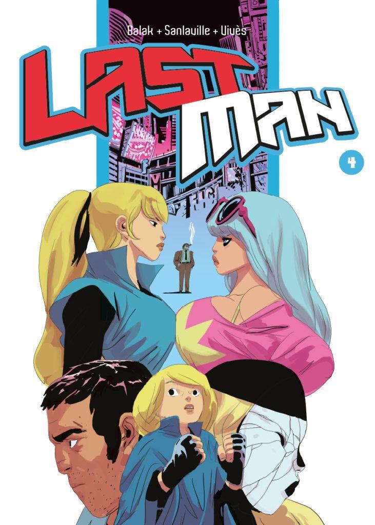 Lastman tom 4 - rys. Bastian Vives