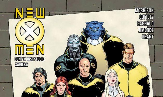 New X-Men – Tom 3 – recenzja