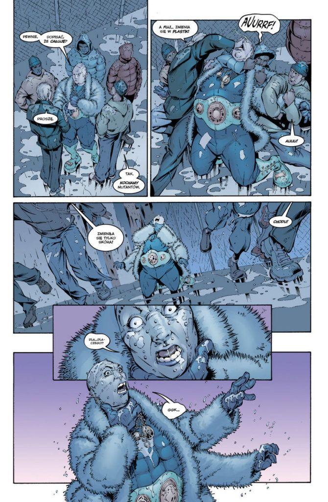 """""""New X-Men 3"""" - przykładowa strona"""