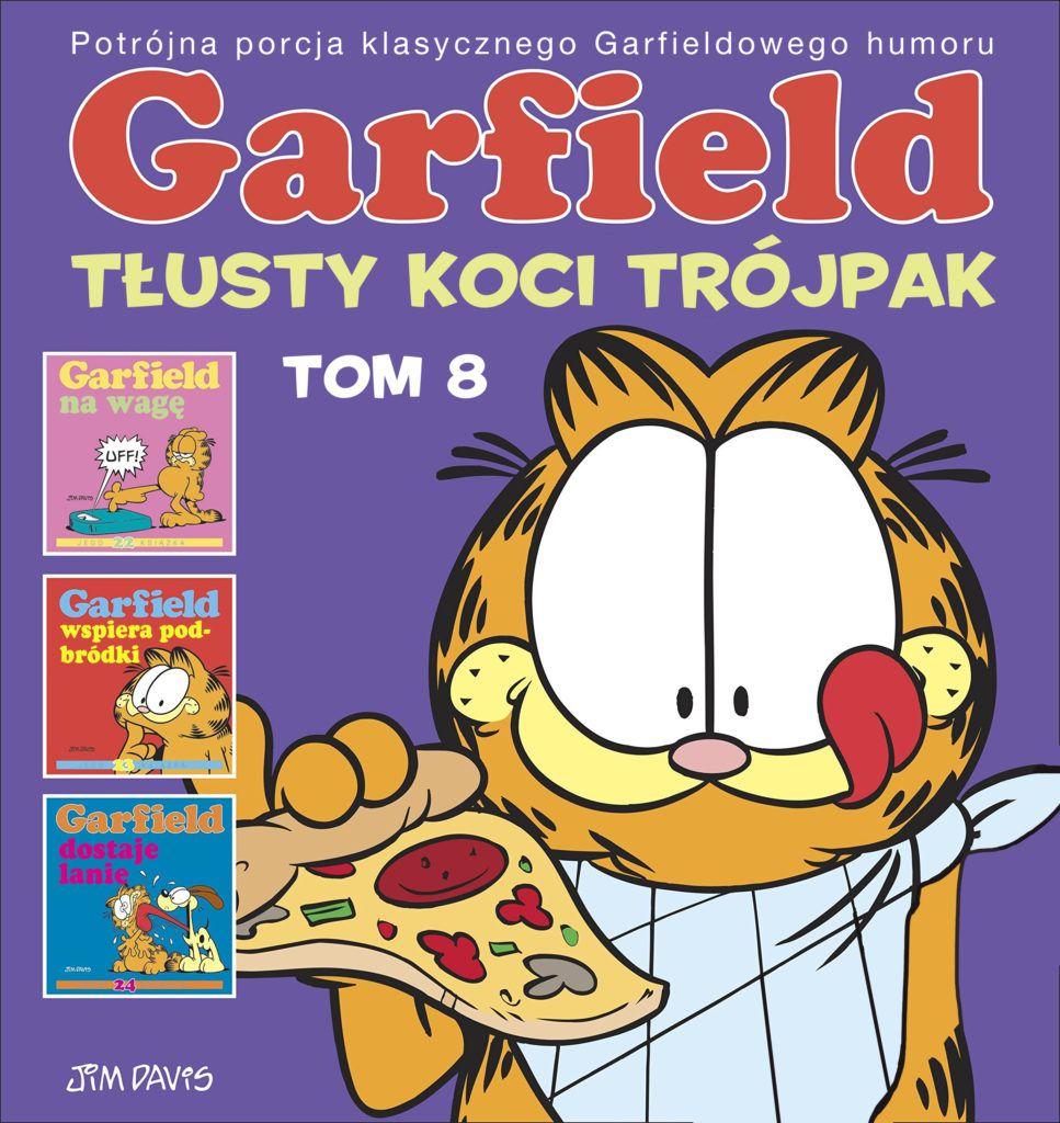 Garfield - okładka