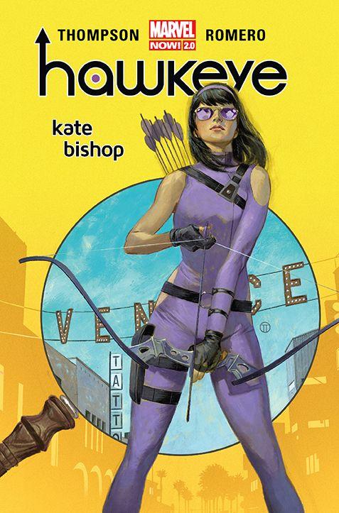 Hawkeye - okładka