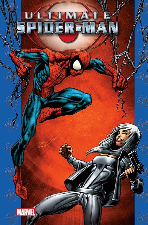 Ultimate Spider-Man, tom 8 - okładka