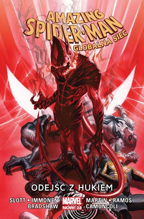 Amazing Spider-Man - okładka
