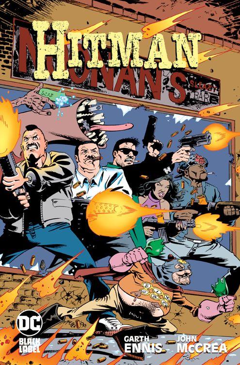 Hitman, tom 4 - okładka