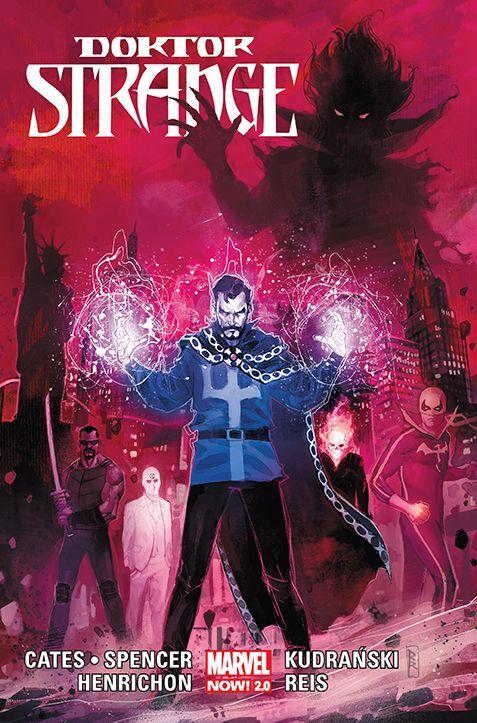 Doktor Strange, tom 4 - okładka