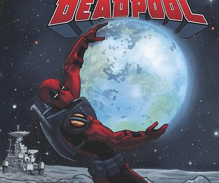 Deadpool: Deadpool w kosmosie – tom 9 – recenzja