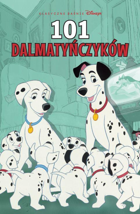 101 Dalmatyńczyków - okładka