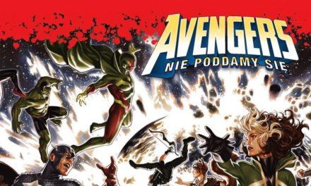 Avengers: Nie poddamy się – recenzja