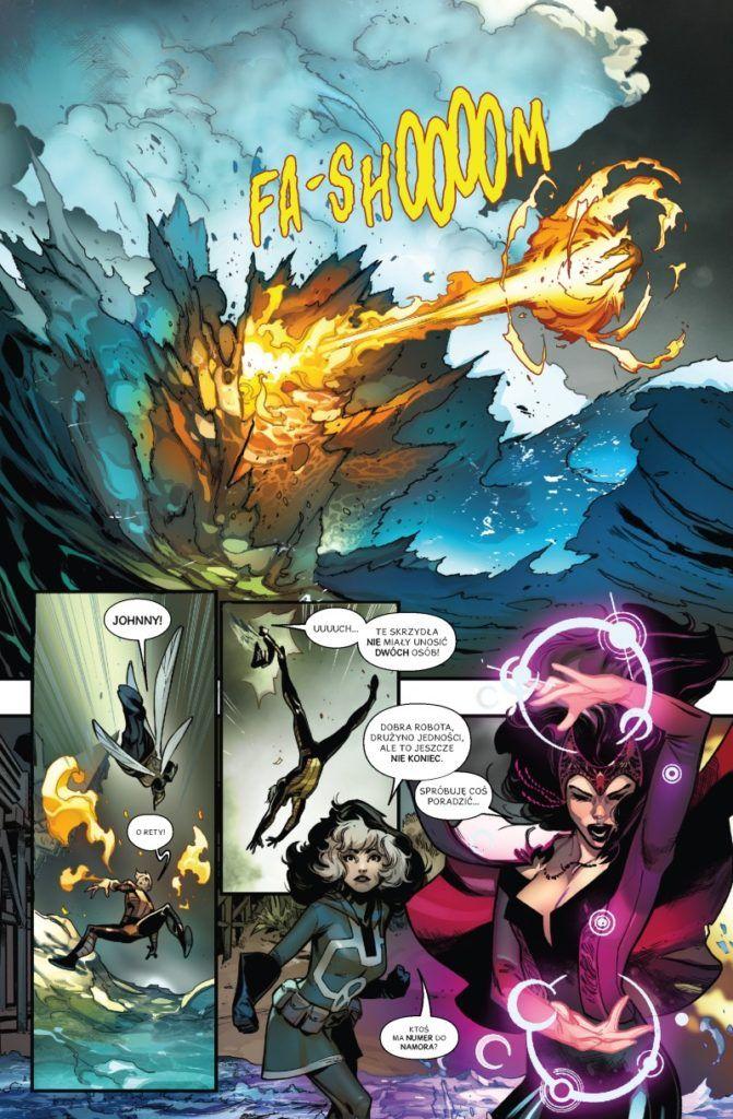 """""""Avengers: Nie poddamy się"""" - przykładowa strona"""
