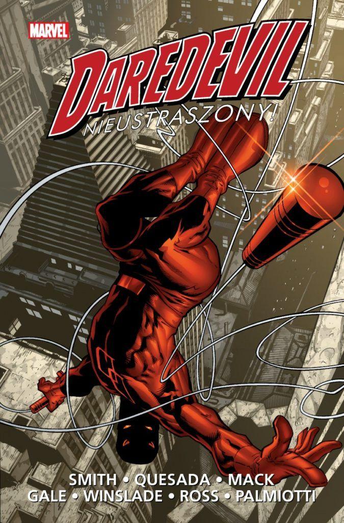 """""""Daredevil: Nieustraszony! 0"""" - okładka"""