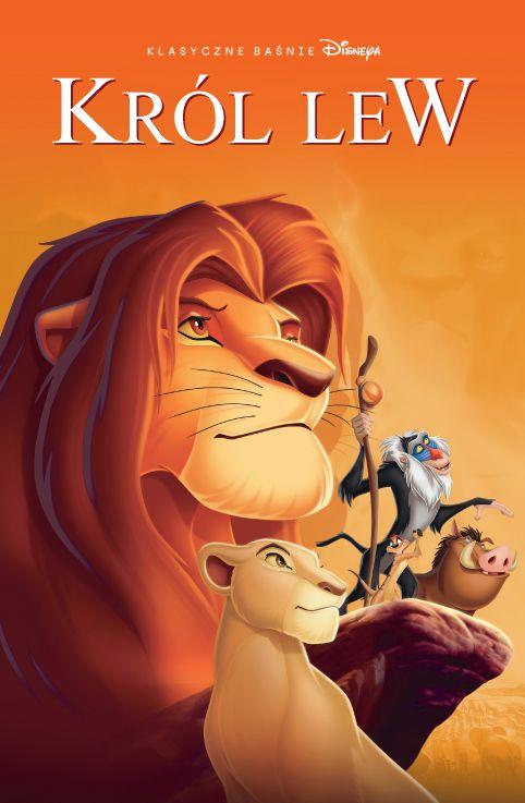 Król Lew - okładka