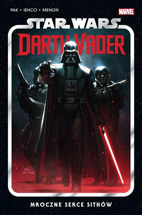 Darth Vader - okładka