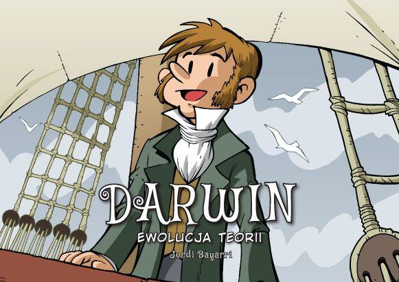 Darwin - okładka