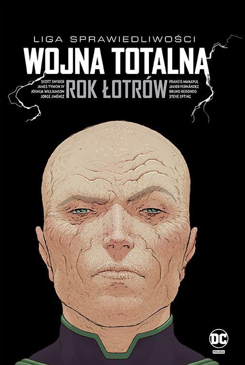 Rok Łotrów - okładka