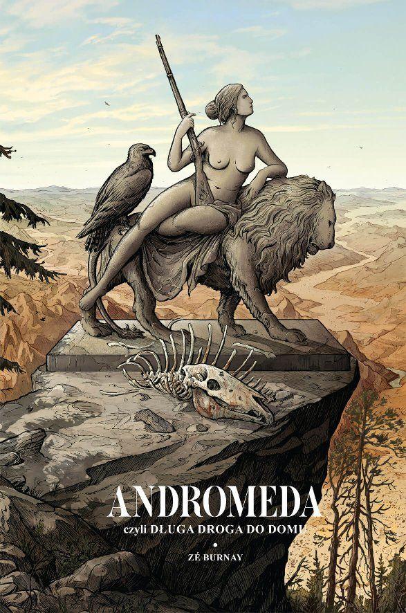 Andromeda - okładka